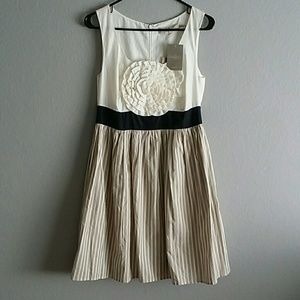 cb879ff2bdef Anthropologie Dresses - NWT Anthropologie Burlapp Dress Sz M